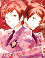 Ouran:Little Devil type by Aggravated-Attorney