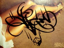 DiCE.HandStyleBattle by c0nr4d