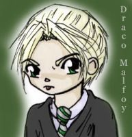 Malfoy Kun by shortinoko