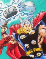 Thor by Mr-P-P-Hed