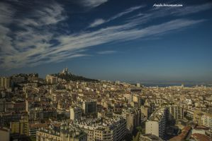Marseille   by Aneede