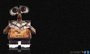 Wall E by adabsoft