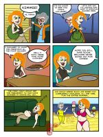 Commish: Kim Possible 1 of 2 by RoyalJellySandwich