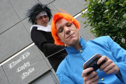Yu Yu hakusho Acen 2008 by Doom-In-A-SKORT