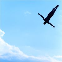 Diving In The Clouds by ATAPLATA