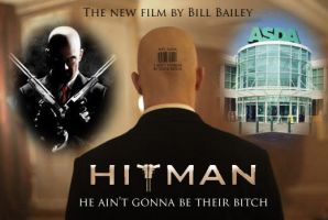 Bill Bailey's Hitman by CyberPhantom