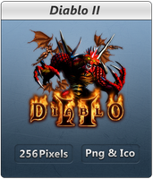 Diablo 2 - Icon by Crussong