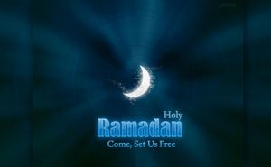 Holy Ramadan, Come,Set Us Free by ykbks