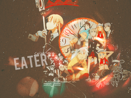 Soul Eater-Souls are So Yummy by candykicks