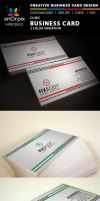 Clinic Business Card by xnOrpix