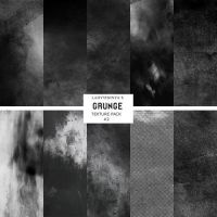 Grunge Texture Pack #2(rar) by Lady-Asmodina