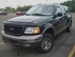 (2001) Ford F-150 XLT Stepside by auroraTerra