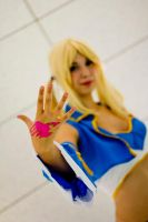 Lucy- For Fairy Tail! by Flanna