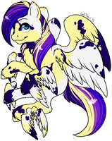 Simple Chibi - Adonis by Leah-Tribal