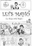 Let's maho shojo: page 1 of 26 by DanyDanja