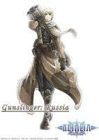 HRPG- Gunslinger Russia by koulin