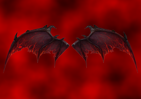 Demon Wings DOWNLOAD by Kohaku-Ume