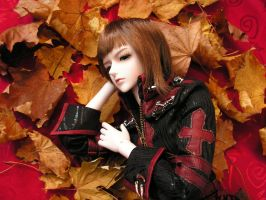 Autumn leaves 2 by chiriann
