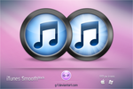 iTunes Smooth Black by g-f