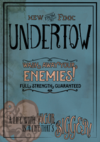 Undertow by thefoodispeople