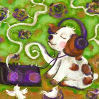 the dog song by libelle