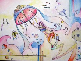 Jelly- Umbrella by Squall1015