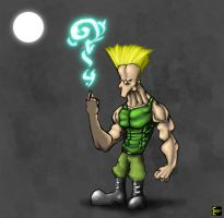 Guile by CoopahCraft