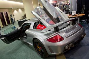 Gemballa Mirage GT 2 by PrimalOrB