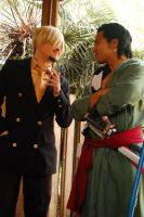 Time Skip Zoro and Sanji by sonicmario3