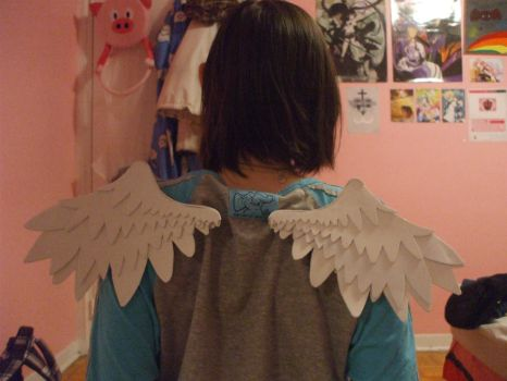 Angel Wings by iRainbowMarkers