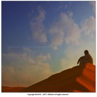 Seting and waiting by aLdEeb