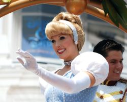 Cinderella's Smile by CaitrinAnneliese