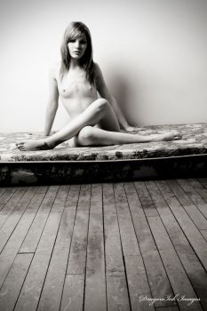 on the old mattress by HereticPandora
