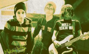 Mikey Way Blend by it-was-your-knife