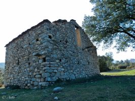 House in ruins 2 by Anto2b