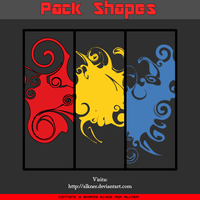 Shape Pack by Alkner