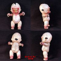 Pans Labyrinth Pale Man DOLL by Undead-Art