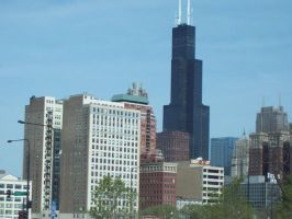 Sears Tower by jstan714