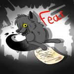Fear OC by wolvesforever122