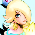 Rosalina and Luma by spenzbowart