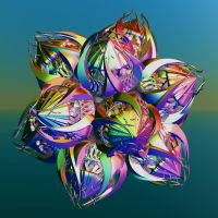 colourful flower buds by Andrea1981G
