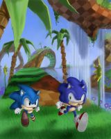 Sonic Generations by SNGPSo