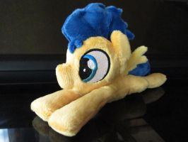 Mini Flash Sentry Plushie by haselwoelfchen