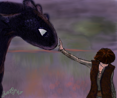 How to Train Your Dragon by Sadict