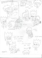 Eddsworld sketches  by RugratsFan2012