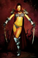 Red Queen by seanearley