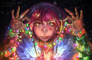 Christmas Lights by Lies-of-Benevolence