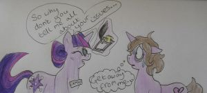 Twichiatrist at CAMHS. by MLP-HatersGonnaHate