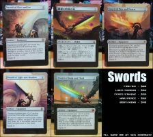 SWORD EXTENSIONS - All 5 by ninthsphere