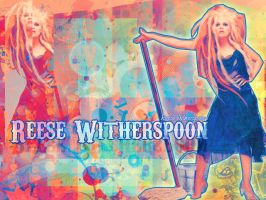 Reese Witherspoon Banner by 3v6